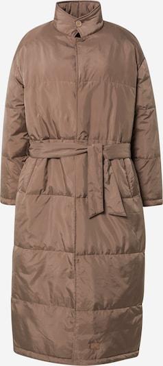 Palton de primăvară-toamnă 'Ana' Brixtol Textiles pe maro, Vizualizare produs