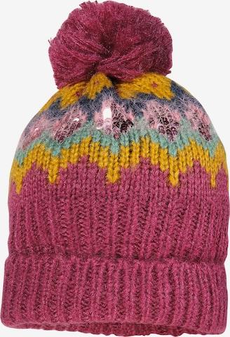 MAXIMO Mütze in Mischfarben