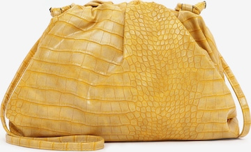 Poche ventrale ' Cynthia ' TAMARIS en jaune
