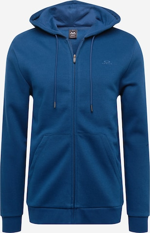 OAKLEY Sportlik trikoojakk, värv sinine