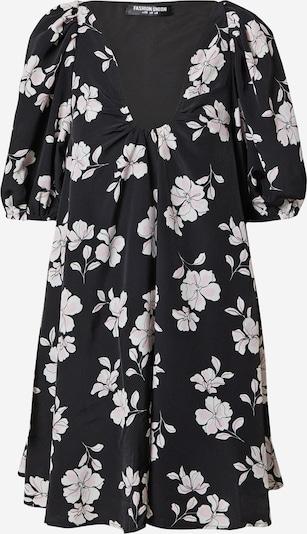 Fashion Union Kleita 'DANA', krāsa - melns / balts, Preces skats