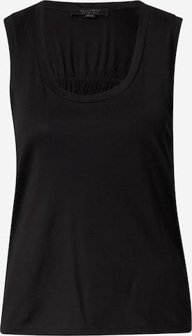AllSaints Topp 'Tessa' i svart