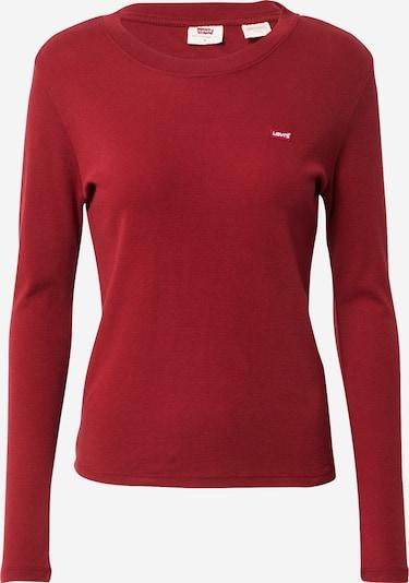 LEVI'S Shirt 'Baby' in de kleur Karmijnrood, Productweergave