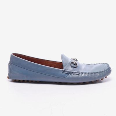 Gucci Slipper in 40 in hellblau, Produktansicht