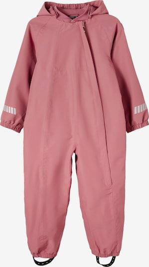NAME IT Traje funcional en rosa oscuro, Vista del producto