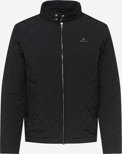 GANT Jacke in dunkelgrau / schwarz, Produktansicht