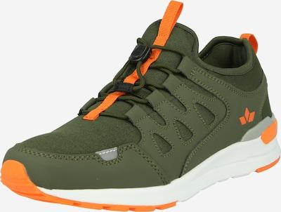 Sneaker 'SEAMUS' LICO di colore oliva / arancione, Visualizzazione prodotti
