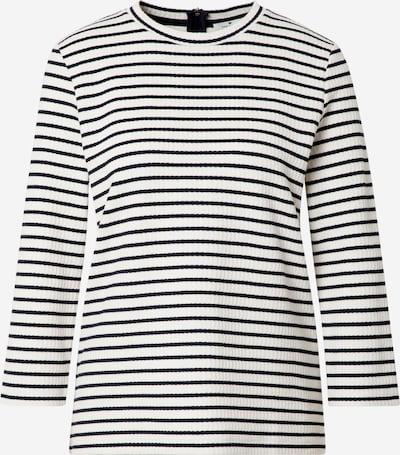 TOM TAILOR Тениска в нощно синьо / бяло, Преглед на продукта