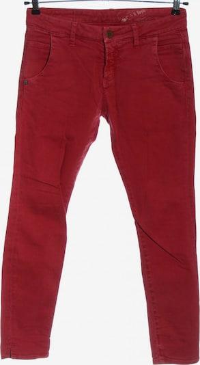 Rich & Royal Hüftjeans in 27-28 in rot, Produktansicht