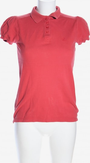 LEVI'S Polo-Shirt in S in rot, Produktansicht