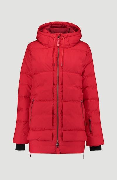 O'NEILL Veste outdoor 'Azurite' en rouge feu, Vue avec produit