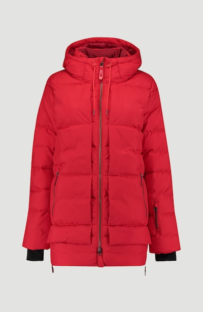 O'NEILL Zunanja jakna 'Azurite' | ognjeno rdeča barva, Prikaz izdelka