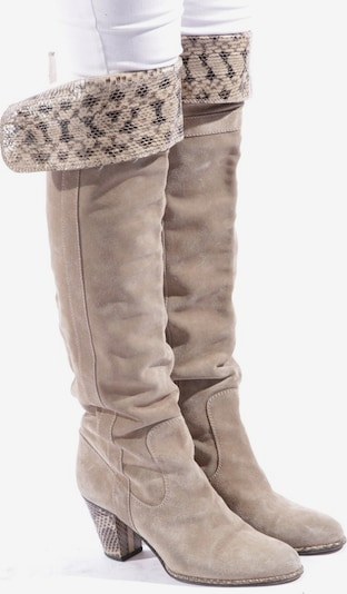 Dior Dress Boots in 41 in Olive, Item view