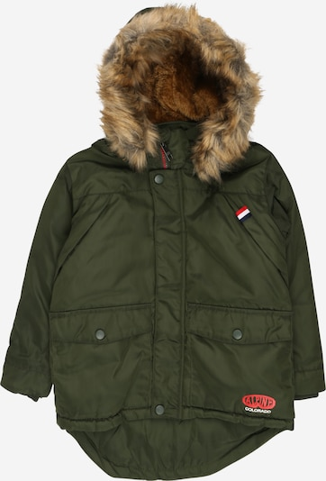 Demisezoninė striukė 'Small Boys Jacket' iš LEMON BERET , spalva - tamsiai žalia, Prekių apžvalga