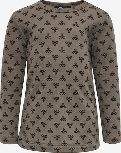 Hummel Shirt in de kleur Bruin, Productweergave