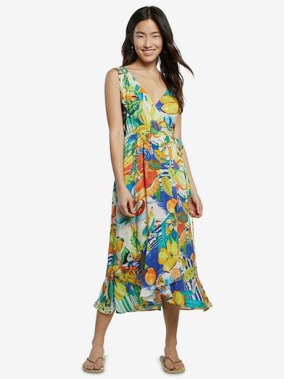 Desigual Kleid 'IBIZA' in mischfarben, Modelansicht