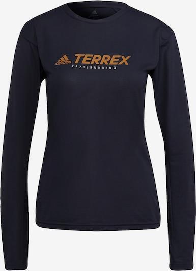 adidas Terrex Shirt in marine / gelb / grau / orange, Produktansicht