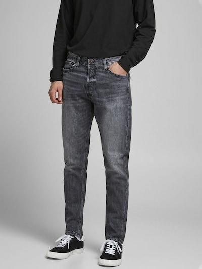 JACK & JONES Jeans in de kleur Grey denim, Modelweergave