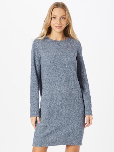 VERO MODA Knitted dress 'Doffy' in mottled blue, View model