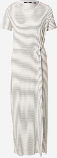 VERO MODA Haljina u siva / bijela, Pregled proizvoda