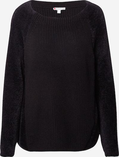 STREET ONE Džemperis, krāsa - melns, Preces skats