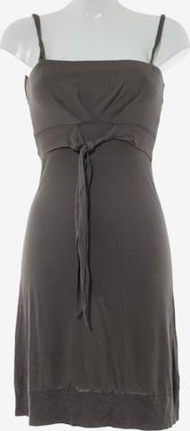 SAND COPENHAGEN schulterfreies Kleid in XS in Grau