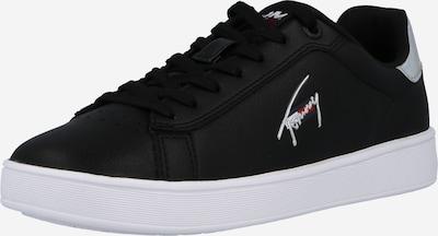 Sneaker low 'Iridecent' Tommy Jeans pe roșu / negru / argintiu / alb, Vizualizare produs