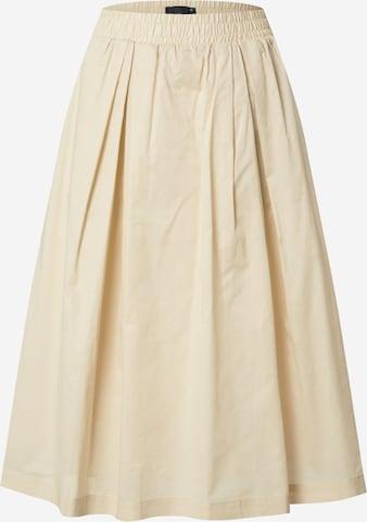 Gina Tricot Skirt 'Leila' in Beige
