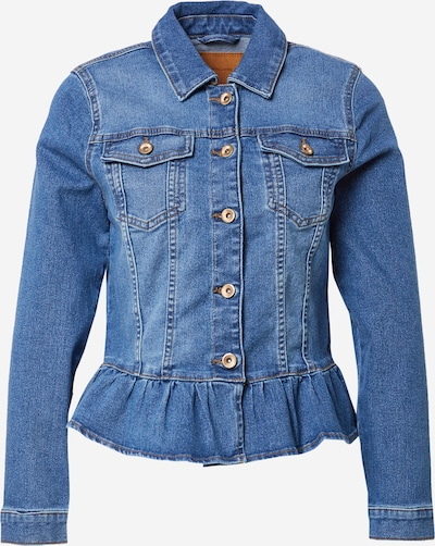 ONLY Jacke 'ALLY' in blue denim, Produktansicht
