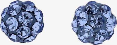 Six Ohrringe in hellblau, Produktansicht