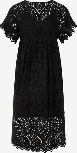 Y.A.S Midikleid in schwarz, Produktansicht