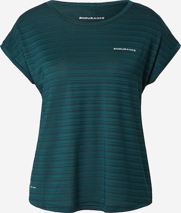 ENDURANCE Funksjonsskjorte 'Limko' i grønn