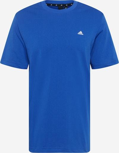 ADIDAS PERFORMANCE Funktionsshirt in royalblau / weiß, Produktansicht