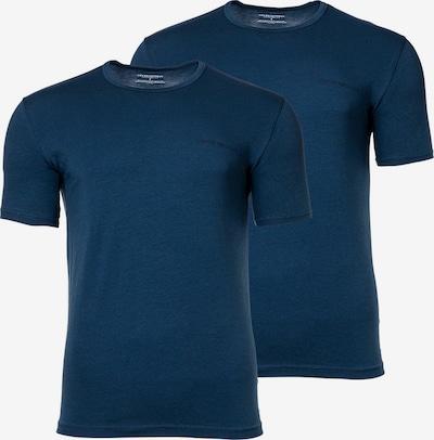 Emporio Armani Shirt in de kleur Blauw, Productweergave