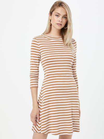 EDC BY ESPRIT Dress in Beige / Caramel, View model