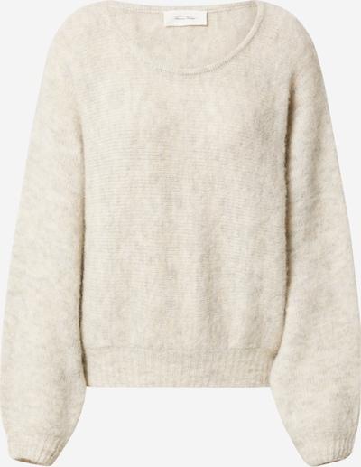 AMERICAN VINTAGE Sweater 'East' in mottled beige, Item view