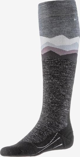 FALKE Skisocken 'FALKE SK2 Crest' in grau, Produktansicht