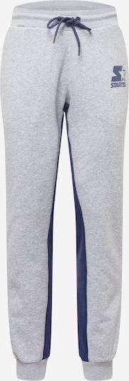 Starter Black Label Hose in blau / grau, Produktansicht