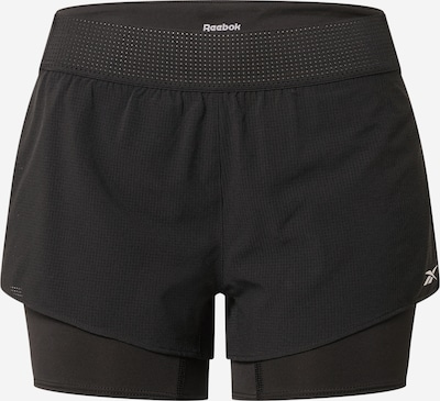 REEBOK Sportovní kalhoty - černá, Produkt