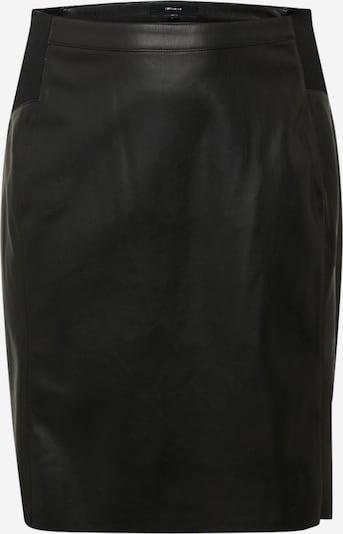 Fustă 'Buttersia' Vero Moda Curve pe negru, Vizualizare produs