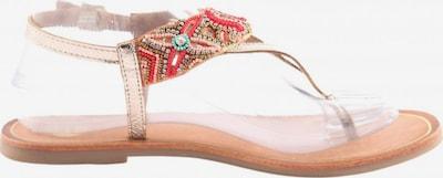 Gioseppo Dianette-Sandalen in 38 in nude / bronze / rot, Produktansicht