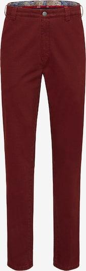Meyer Hosen Chinohose in rot, Produktansicht
