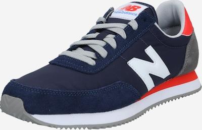 tengerészkék / gránátalma / fehér new balance Rövid szárú edzőcipők, Termék nézet