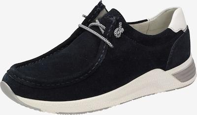 SIOUX Schuh in blau / weiß, Produktansicht