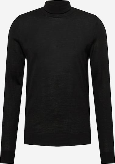 STRELLSON Pull-over 'Marek' en noir, Vue avec produit