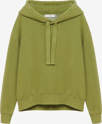 MANGO Sweatshirt 'Verdi' in apfel, Produktansicht