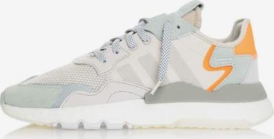 PUMA Sneaker in hellgrau / orange: Frontalansicht