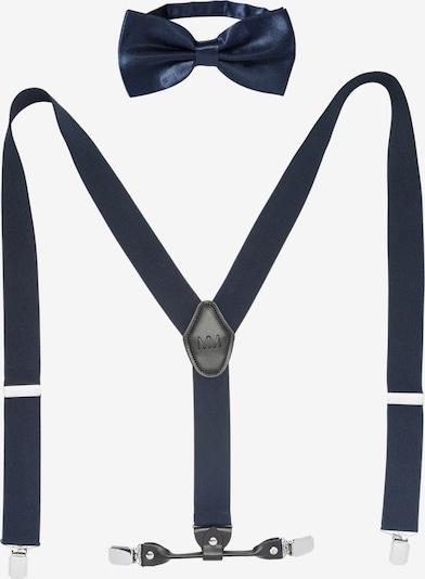 Massi Morino Bretels in de kleur Donkerblauw, Productweergave
