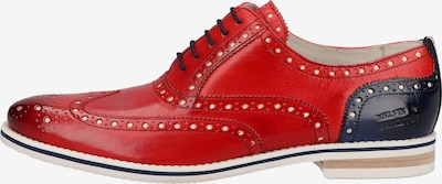 MELVIN & HAMILTON Halbschuh in rot, Produktansicht
