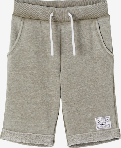 NAME IT Pantalon 'NKMFAHIM' en kaki, Vue avec produit